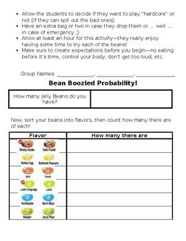 Bean Boozled Probability *editable*