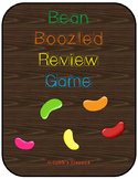 Bean Boozled Review Game Task Cards