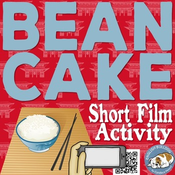 Bean Cake: Short Film Activity