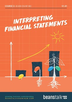 Bean Counting - Interpreting Financial Statements Quizzes