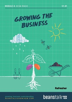 Bean Magic - Growing The Business Refresher Pack