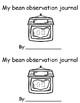 Bean Observation Journal