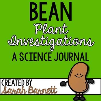 Bean Plant Investigation Journal