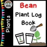 Bean Plant Log Booklet - a science experiment