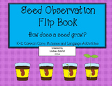 Bean Sprout Observation Book