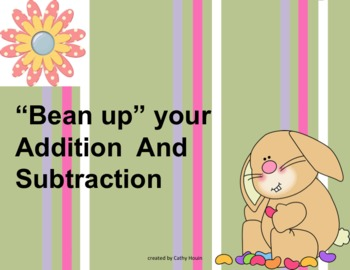 Bean up For Addition and Subtraction