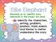Beanie Babies Comprehension Posters Bilingual