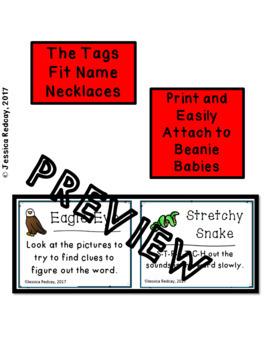 Beanie Babies Decoding Strategies