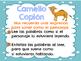 Beanie Babies Fluency Posters Bilingual