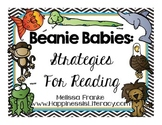 Beanie Babies: Strategies for Reading