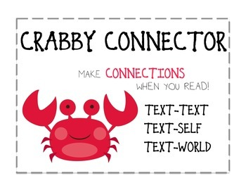 Beanie Baby Comprehension Reading Strategies - Comprehension Cafe Posters