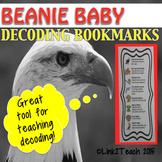 Beanie Baby Decoding Bookmarks