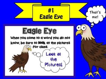 Beanie Baby Decoding Powerpoint Eagle Eye