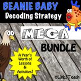 Beanie Baby Decoding Strategy BUNDLE