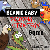 Beanie Baby Decoding Strategy Game