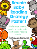 Beanie Baby Reading Strategies