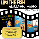Beanie Baby Reading Strategies Video Series: Lips The Fish