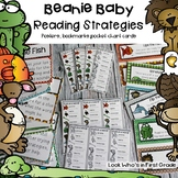 Beanie Baby Reading Strategies Packet
