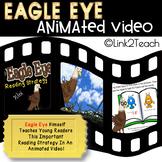 Beanie Baby Reading Strategies Video Series: Eagle Eye