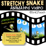 Beanie Baby Reading Strategies Video Series: Stretchy Snake