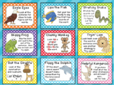 Beanie Baby Reading Strategy PRACTICE *Smart Board*