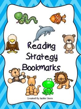Beanie Baby Ready Strategy Bookmarks