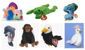 Beanie Baby Word Solving Strategies