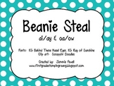 Beanie Steal - ai-ay & ow-oa (vowel teams)