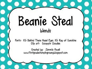 Beanie Steal - blends