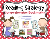 Beany Baby Comprehension Bookmarks