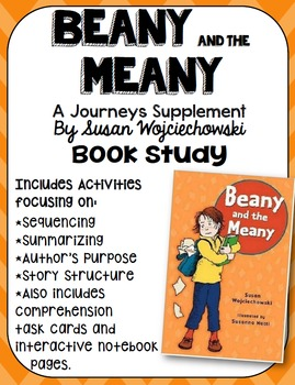 Beany and the Meany Book Study (Excerpt Only) Organizers and Inter. NB Pages