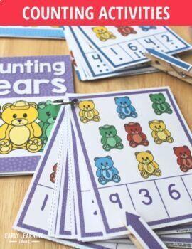 Bear Activities Bundle