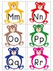 Bear Alphabet Matching - Upper case and Lower case Match Activity