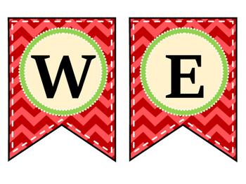 Bear Banner - We Love to Learn