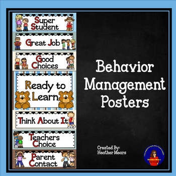 Bear Behavior Poster