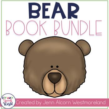 Bear Book Companion Bundle!