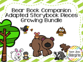 Bear Books Companion - Adapted Story Book Pieces GROWING BUNDLE