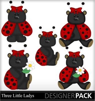 Bear Bugs 3