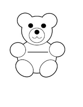 Bear Bus Tags