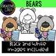 Bear Clipart {Animal Clipart}