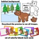Bear Clipart with Signs