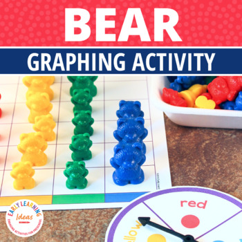 Bear Color Graph Freebie