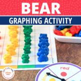 Bear Color Graph Freebie