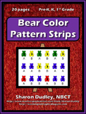Bear Color Pattern Strips