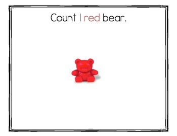 Bear Counting to 10