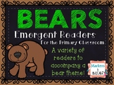 Bear Emergent Readers