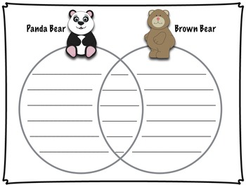 Bear Receptive and Expressive Language Pack