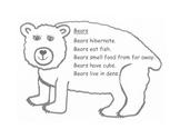 Bear Facts (Easy)