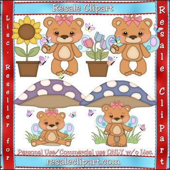 Bear Fairies