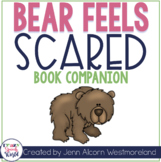 Bear Feels Scared:  Speech & Language Therapy Activities